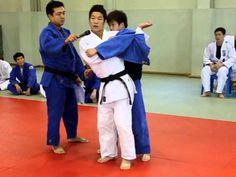 Judo 유도 :  서동규 선수의 한팔업어치기 포인트 - YouTube
