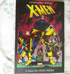#X-Men #A #Saga #Da #Fênix #Negra  #Panini #Coleção #marvel #comics #Quadrinhos #Heroes #heróis  #Jean #Grey