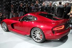 Rude Mom Blog (Cyndee) will be at the New York Auto Show 2013!! I am 1 of 5 finalist in the Drive the RedLine Dodge Contest! Chrysler's new SRT Viper performance car.... #RudeMomBlog