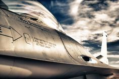 Aviation Photography, Colorado ANG F-16, Metallic Photographic Print