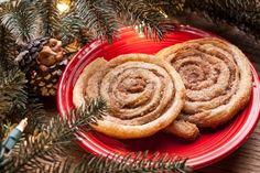 crispies pastry | Pecan Cinnamon Crispie Cookie