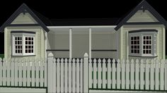 Rachel Mann: 'starting to look at sets for my latest animation. It will be a webseries set in Invercargill New Zealand' Alison Bechdel, New Zealand, The Outsiders, Scene, Animation, Outdoor Decor, House, 2d, Pilot