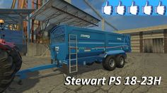 Review Stewart PS 18-23H #FS15