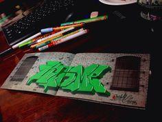 Krome sketchbook