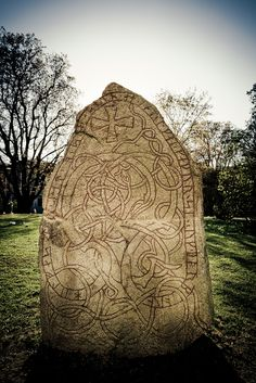 https://flic.kr/p/9uAUme | That was the year | Runic stone, Uppsala, Sweden