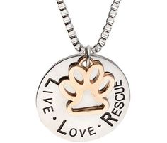 LIVE LOVE RESCUE by GifthyClub on Etsy