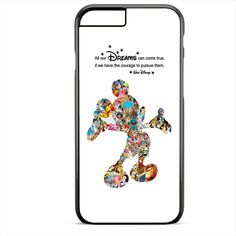 Disney Montage Disney Mickey Mouse Collage TATUM-3364 Apple Phonecase Cover For Iphone SE Case