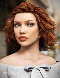Georgina Hair V4