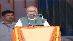 Don't be over confident of winning Lok Sabha polls: Advani warn BJP