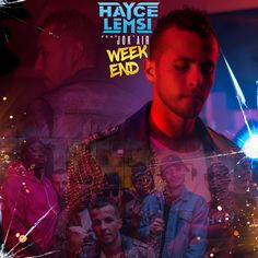 Hayce Lemsi - Week-End (ft. Jok'air) [Single] @hayce_lemsi [COVER] https://www.hiphop-spirit.com/son/hayce-lemsi-week-end-ft-jok-air/16736