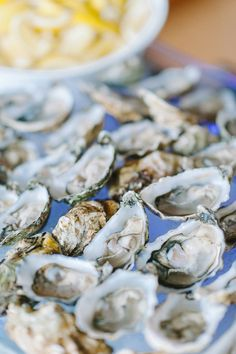 Craving for freshly shucked oysters?  Join me for a true taste of the Mediterranean at The Knolls!  I'd highly recommend enjoying these juicy oysters with Vintage Taittinger Champagne!