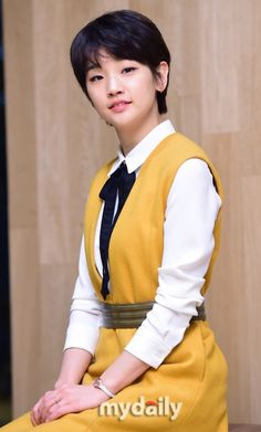 Ur so beautiful Ahn Jae Hyun, Jung Il Woo, Korean Actresses, Actors & Actresses, Park So Dam, Cinderella And Four Knights, Asian Short Hair, Korean Outfits, Pretty Woman
