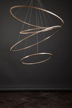 LED METAL PENDANT LAMP WITH DIMMER LOHJA | CAMERON DESIGN HOUSE