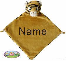 6f028f7db658 Personalized Baby Gift Stuffed Animal Stuffie Keepsake Baby. Lil' Cub Hub
