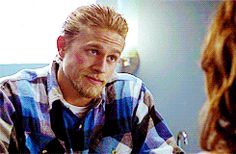He will make you feel like the only person in the room, never making you feel third after Tara and Opie. | 31 Reasons Jax Teller Is MY Perfect Man