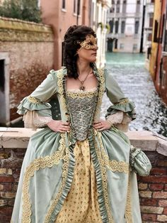 Rococo Dress, Italy Images, Bird Costume, Costume Design, Shipping Company, Dress Skirt, Costumes, Costume Ideas, 18th
