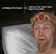 Elder Scrolls Games, Elder Scrolls V Skyrim, V Games, Funny Games, Manado, Stupid Funny Memes, Haha Funny, Preston Garvey, Skyrim Fanart