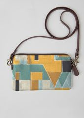 VIDA Statement Clutch - Geo Clutch by VIDA jJ0Te