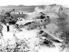 Marshall plane crash of 1970.  The plane crashed into an area near many of my classmates. Many of their fathers went to help. We will never forget.