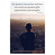 Be bold, be brave, find your voice.  New clients welcome, discover your opportunities. www.stephanieducharme.com