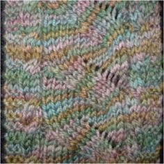Free Pattern: Scarves to Throws Month 3
