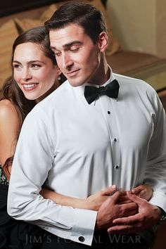 Jim's Formal Wear offers the finest formal tuxedo shirts in a variety of styles and colors. Shop online or visit a JFW store near you. Formal Tuxedo, Formal Wear, Tuxedo Accessories, Enchanted Bridal, Wearing A Tuxedo, Wing Collar, Tuxedo Rental, Formal Shirts, Groom And Groomsmen