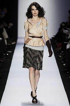 Diane von Furstenberg | Fall 2008 Ready-to-Wear Collection |