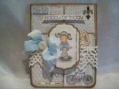 Happy Birthday! by Karen Stark - Cards and Paper Crafts at Splitcoaststampers
