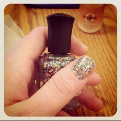 Deborah Lippmann Happy Birthday nail polish