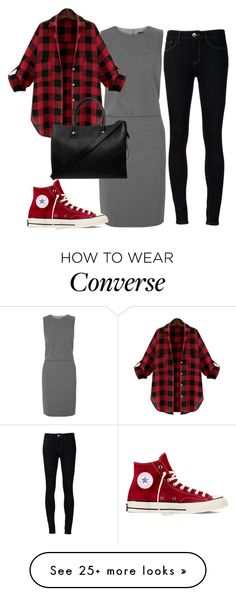 """Untitled #449"" by rita65 on Polyvore featuring Theory, Ström, Converse and Paul & Joe"