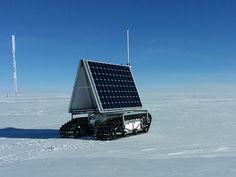 NASA - NASAs GROVER Debuts On Greenland's Ice Sheet Nasa Pictures, Nasa Images, Cool Pictures, Nasa Rover, Coldest Place On Earth, Greenland Ice Sheet, Nasa Goddard, Nasa Missions, Electronic Engineering