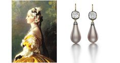 The Empress Eugénie Pearls To Debut at Masterpiece London