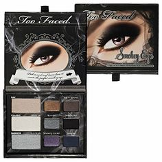 Too Faced Smokey Eye Shadow Collection : Shop Eye Sets & Palettes | Sephora