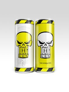 Toxic Energy Drink PD