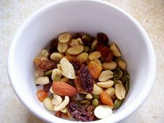 The DC Ladies; Healthy Living-Easy Trail Mix Combinations for Hiking, Biking, and Beyond