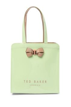 c01fe17b76c267 Image of Ted Baker London Kriscon Bow Detail Small Icon Bag