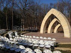 Fall in Iowa makes a beautiful backdrop for an #outdoorwedding. @celebrationfarm #celebrationfarm #thecelebrationfarm #fallwedding #autumnwedding #amphitheater #outdoorvenue #falliniowa #autumniniowa Facebook -www.facebook.com/... Instagram - www.instagram.com...