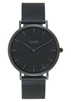 LA BOHÈME - Uhr - black