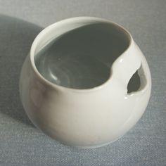 Handmade Porcelain Egg Separator from notonthehighstreet.com