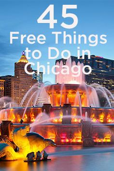 Chicago's best sights and bites may have price tags that rival LA and NYC, but we've got the keys to the Windy City without spending a cent. Chelsea Bengier shares her Chi-Town tips.