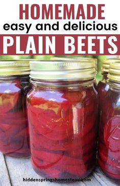 Canning Tips, Home Canning, Canning Recipes, Canning Beets, Canning Vegetables, Pickled Beets Recipe, Survival Prepping, Survival Gear, Survival Quotes