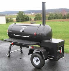 I want hubs to build me a smoker for my bday... this isn't too big is it??