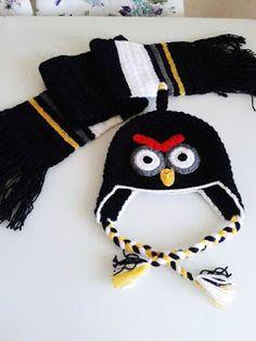 bufandas y gorros tejidos kangutingo #kangutingo #crochet info: 3115093291