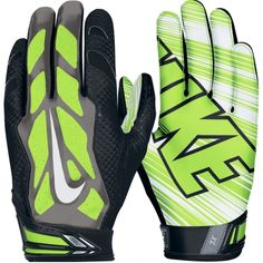 differently 92d54 ffc46 Nike Adult Vapor Jet 3.0 Receiver Gloves available at Dicks Sporting Goods  Nike Football, Football