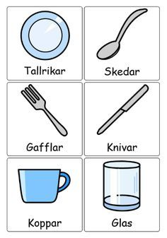 In Print 2 - Symbolbruket Sign Language Book, Learn Swedish, Swedish Language, Birthday Display, Kids Learning Activities, Pre School, Montessori, Autism, Kindergarten