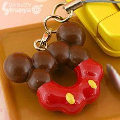 Tutorial : Mickey Mousedonut