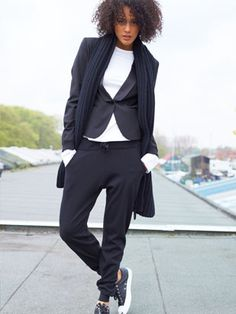 Comfy with a Chic twist   10days