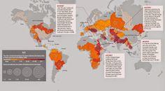 Blog do Diogenes Bandeira: O começo da guerra pela água! Estudo traça mapa do...