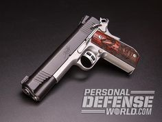 Gun Review: The 10mm Kimber Camp Guard 10 Pistol  ||  Whether you are a dedicated outdoorsman or someone looking for a serious defensive handgun, the Kimber Camp Guard is it. http://www.personaldefenseworld.com/2017/11/kimber-camp-guard-10-pistol/?utm_campaign=crowdfire&utm_content=crowdfire&utm_medium=social&utm_source=pinterest