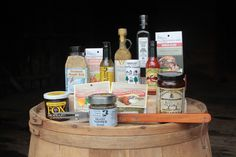 Vermont's Own sells quality products exclusively made in Vermont. We carry maple syrup and candies, chocolates, gourmet foods, health and beauty aids, and more. Gift baskets available.